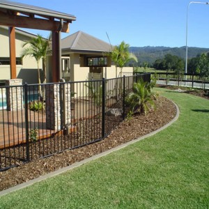 Aluminium Fencing For Your Garden